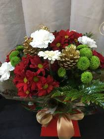 Happy Christmas Bouquet